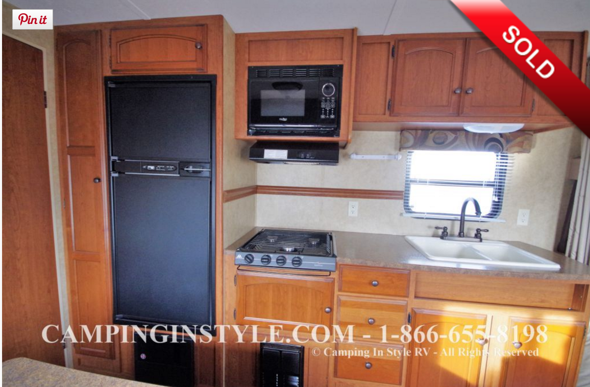 SOLD - Our Trailer - Cupboards